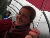 Baradello sotto l'ombrello