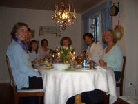 cena a Uppsala
