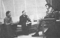 Sartre e De Beauvoire con il Che
